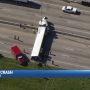 Overturned tractor trailer closes I-10 East in Baytown for much of Monday