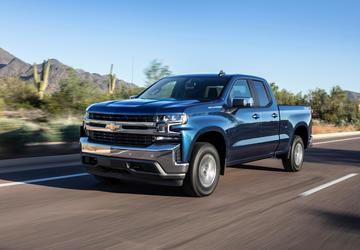 GM recalls more than 500K new Silverado, Sierra pickups for fire risk