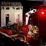 Bellevue woman finds fire in house after returning home