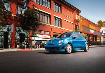 Fiat discontinues 500 subcompact car in the US