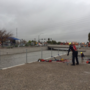 Swift water rescuers pluck man, woman from canal in North Las Vegas