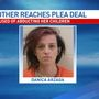 Iowa mom pleads guilty to abducting her children
