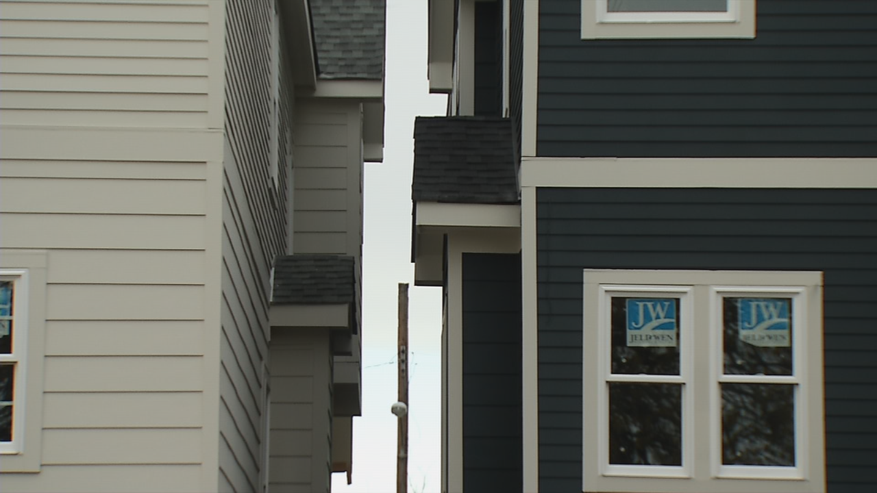 Nearly 100 tall-skinny homes could be built too close together in Nashville neighborhood (Fox 17 News)