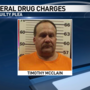SE Iowa man again pleads not guilty to federal drug charges