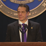 NY Gov. Cuomo's favorability, re-election ratings tumble