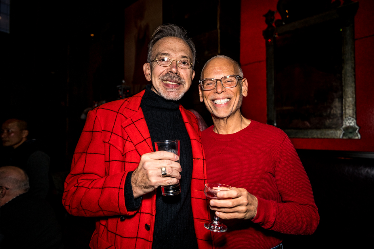 Wayne Wright and Kim Icsman / Image: Catherine Viox{ }// Published: 12.2.19