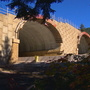 New wildlife crossing over I-90 nearing completion