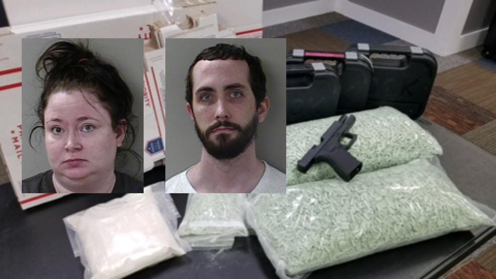 Murfreesboro man, woman arrested with $1 3 million in Xanax