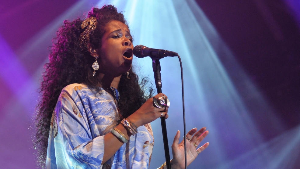 Kelis to launch pop-up London diner