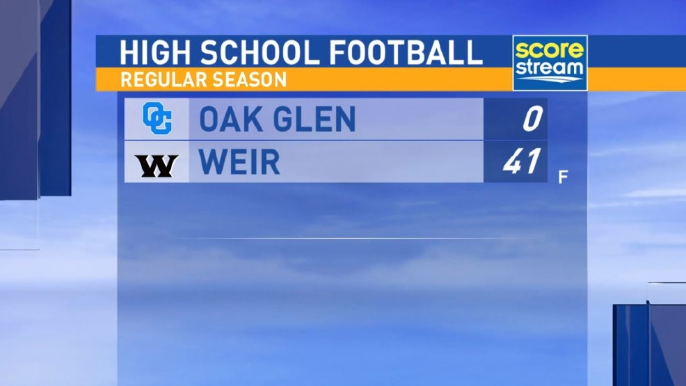 8.26.16 Highlights: Oak Glen at Weir High