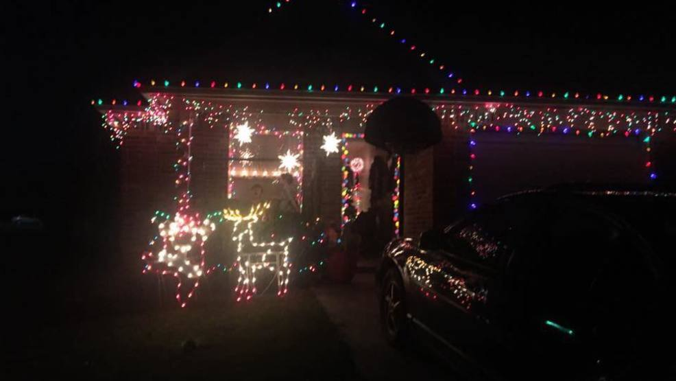 the grinch who stole christmas decorations in claremore - Grinch Stole Christmas Lights