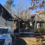 Multiple houses destroyed in Sunday morning fire