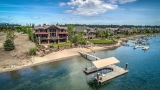 Photos: Stunning $2.8 million Coeur d'Alene beach home dazzles on the water