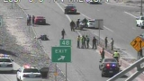 Update: Off-duty officer injured in crash during funeral procession