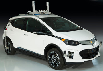 Self-driving test vehicle added to auto history museum