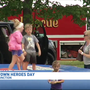 Hometown Heroes Day held on Memorial Day weekend to recognize uniformed personnel