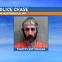 High-speed chase leads to arrest at gunpoint in New Martinsville