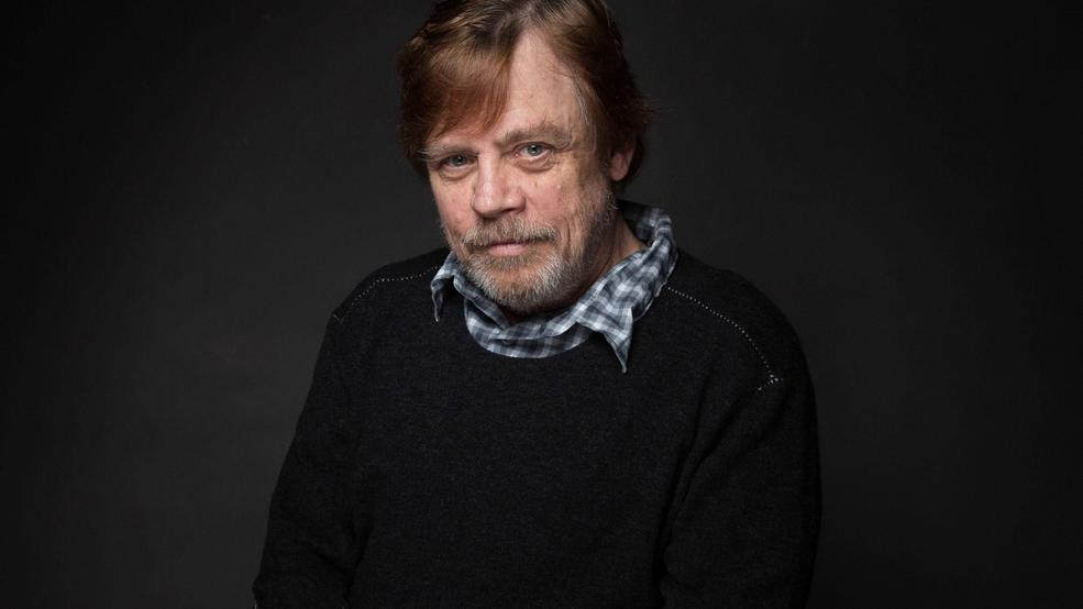 Mark Hamill to get star on Hollywood Walk of Fame