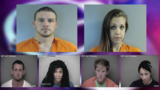 Seven arrested in multi-county drug trafficking investigation