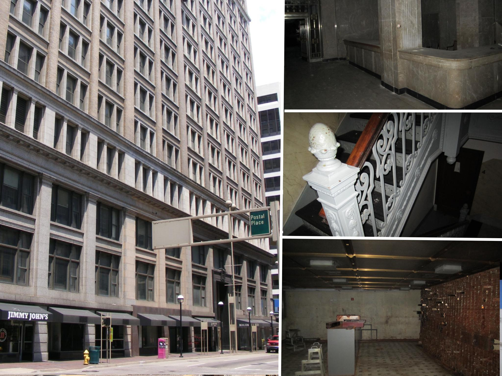 RENAISSANCE HOTEL (Before) / ADDRESS: 36 E 4th Street (45202) / CREDIT: $5,000,000 / PREVIOUSLY: Union Trust Building / Images courtesy of the Ohio Department of Taxation, CC by 2.0, with changes