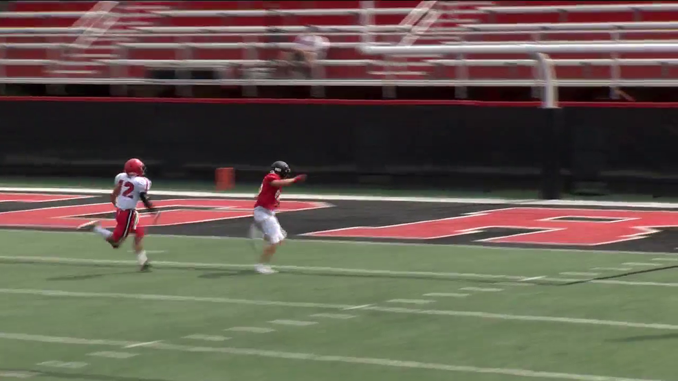 8.17.19 Highlights - Steubenville scrimmages Upper St. Clair