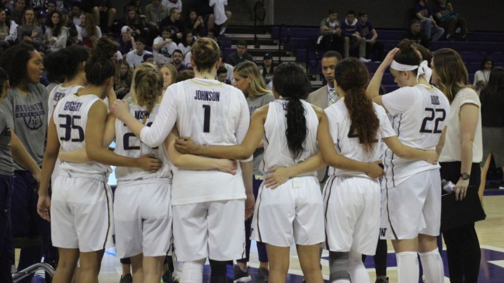 UW women's basketball season ends with 71-68 loss to Cal in Pac-12 Tourney