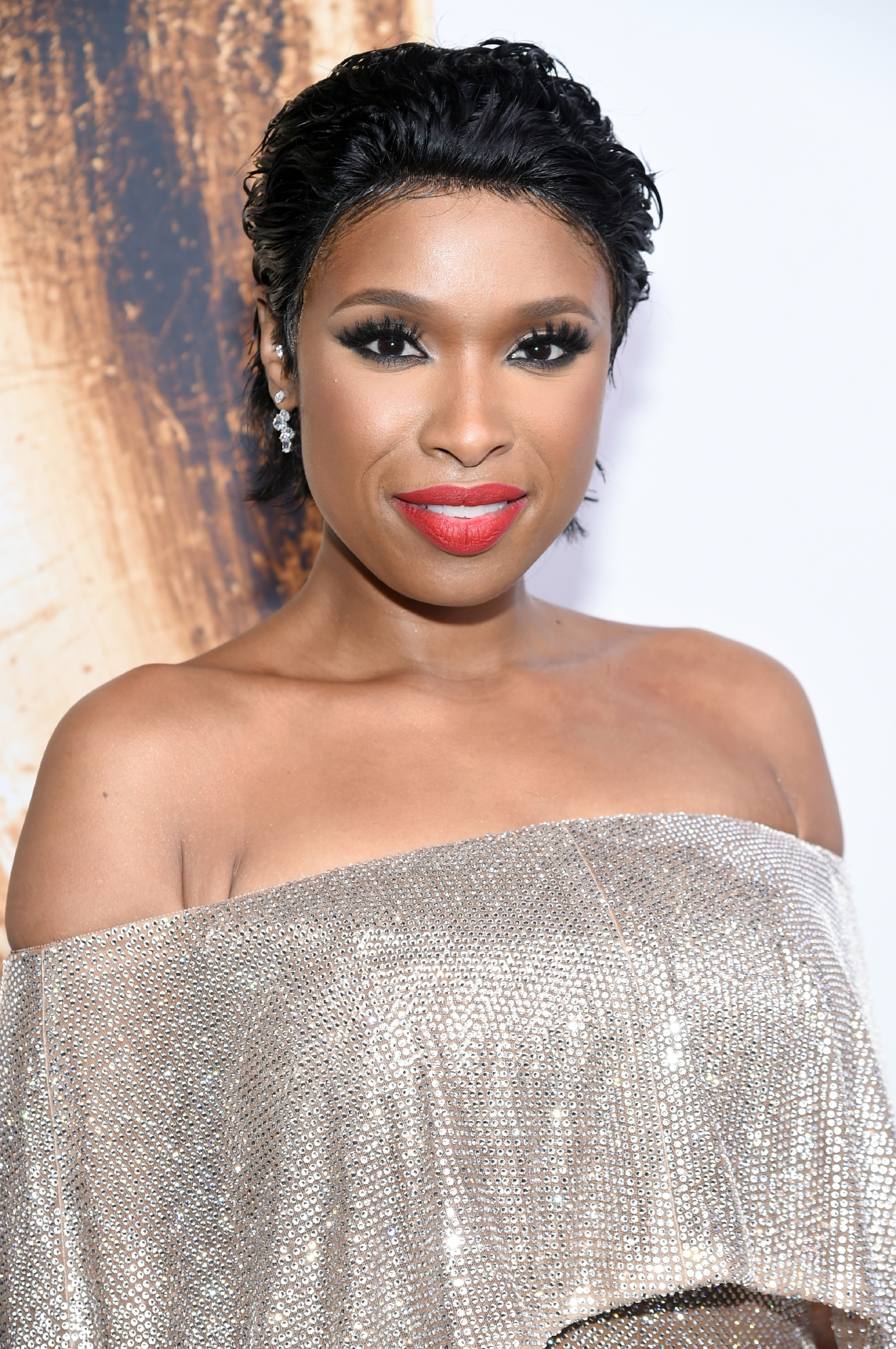 Jennifer Hudson poses at the CFDA Fashion Awards at the Hammerstein Ballroom on Monday, June 6, 2016, in New York. (Photo by Evan Agostini/Invision/AP)