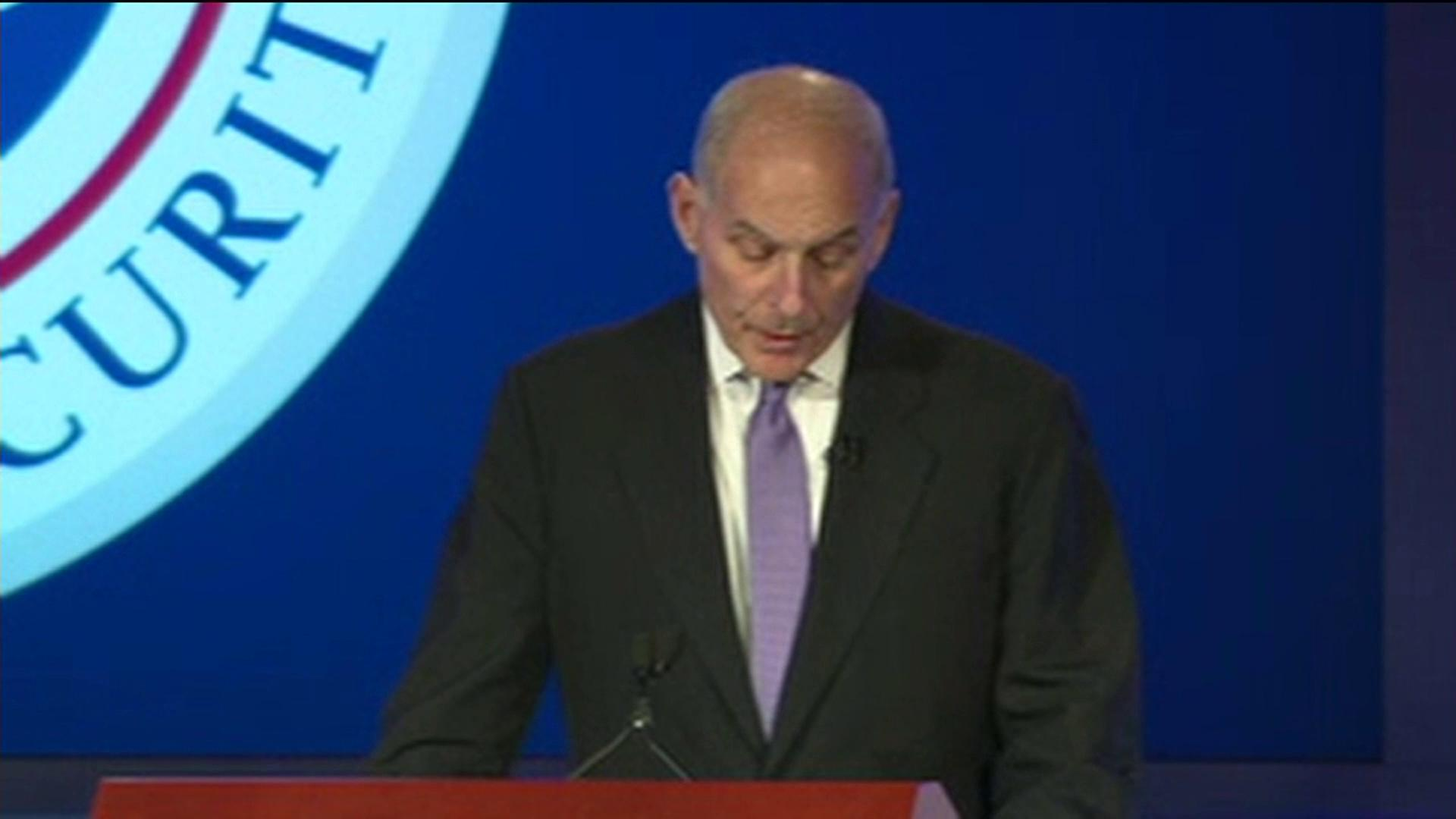 Homeland Security Secretary Kelly says internet feeds violence, terrorism (Video: CNN Newsource)Thumbnail