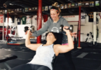 The importance of weight training for older women