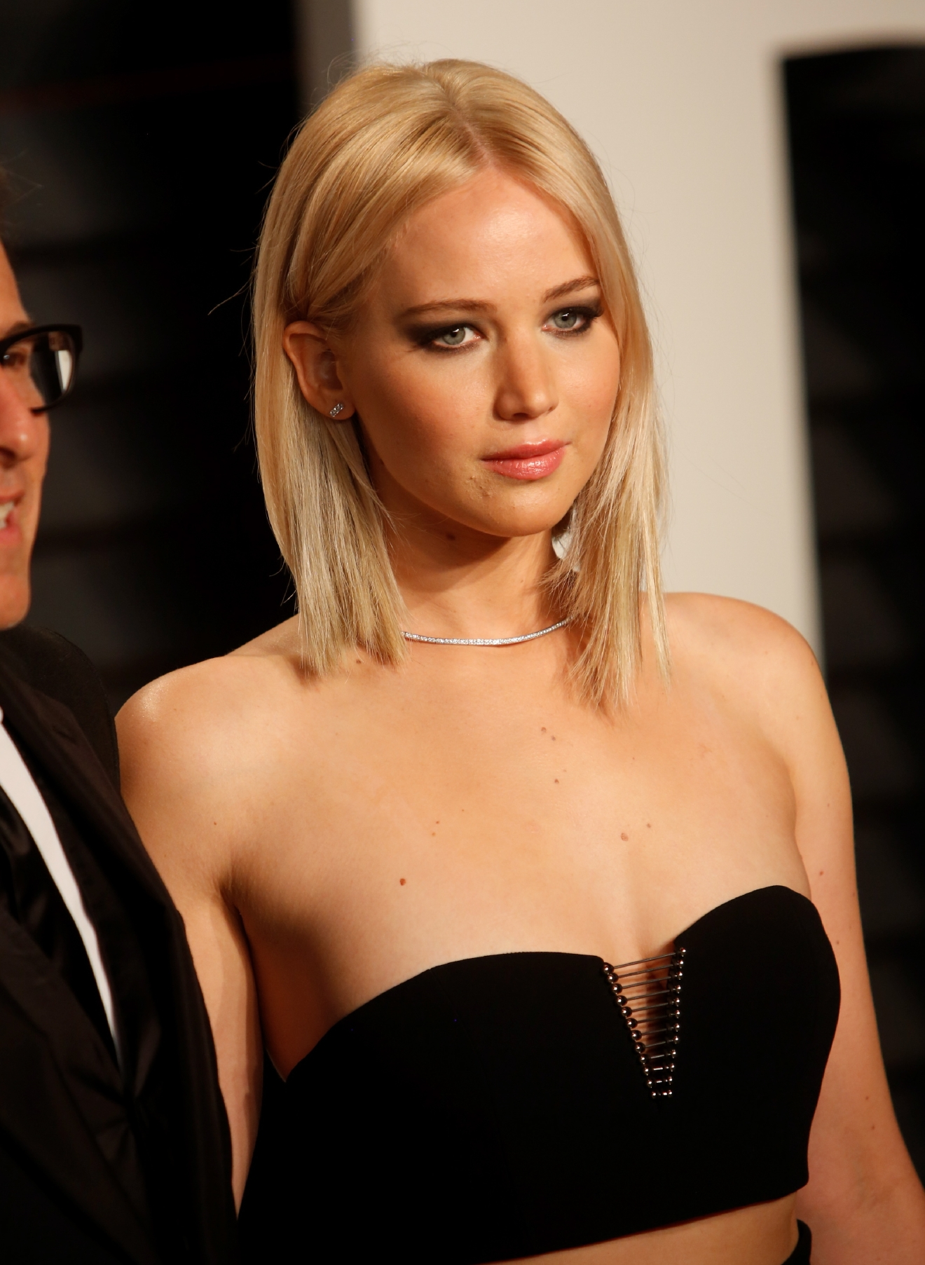 Vanity Fair Oscar Party at Wallis Annenberg Center for Performing Arts - Arrivals                                    Featuring: Jennifer Lawrence                  Where: Los Angeles, California, United States                  When: 28 Feb 2016                  Credit: WENN.com                                    **Not available for publication in Germany**