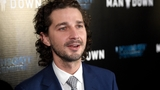 Actor Shia LaBeouf brings anti-Trump piece to New Mexico