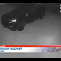 VIDEO: Man caught on camera checking for unlocked cars