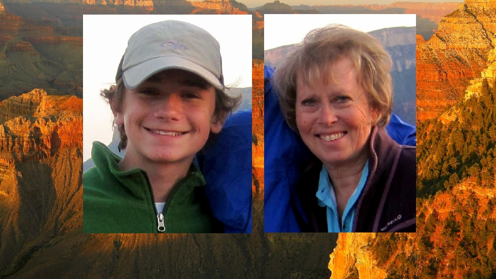 National Park Service scales back search for Jackson Standefer, LouAnn Merrell