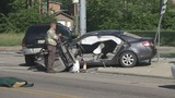 Witnesses: Woman runs red light, causing serious crash in Dayton