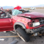 Driver killed, two passengers injured in rollover crash near Snow Mountain, US 95