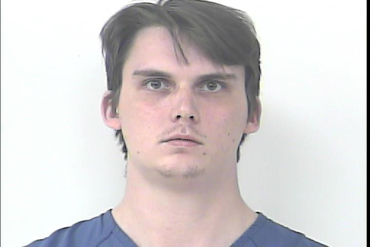 Chase Forester.  Image Courtesy: St. Lucie County Sheriff's Office.