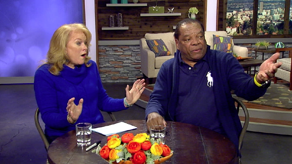 Actor & Comedian John Witherspoon