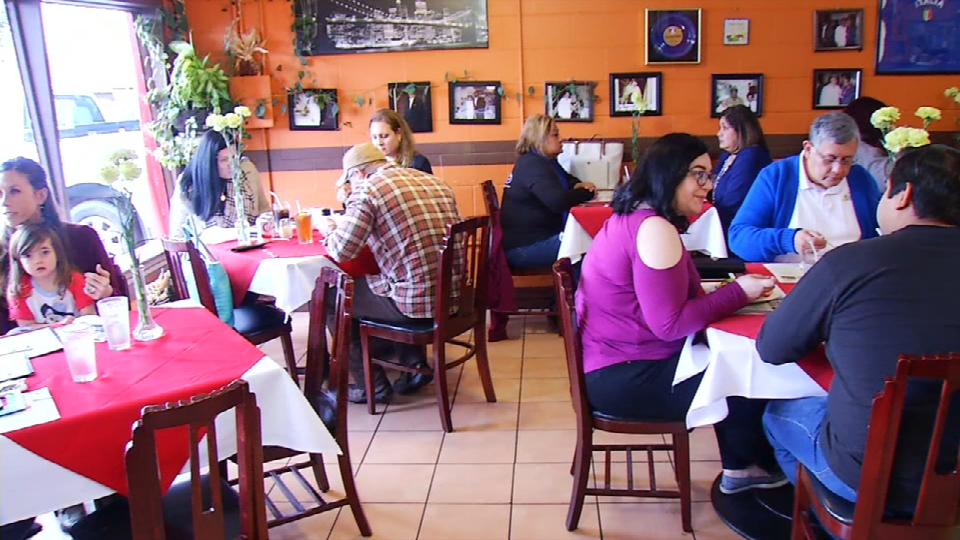 Without any doubt La Sorrentina is a good place to eat (News 4 San Antonio),{&amp;nbsp;}<p></p>