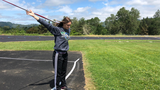 Freshman javelin thrower is making national waves in Douglas County