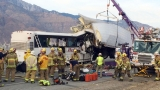 NTSB to investigate bus crash that left 13 dead, 31 injured