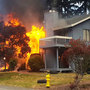 4 injured in jump from 2nd floor of burning Federal Way apartment building
