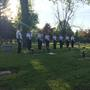 Fox Valley WWII veteran laid to rest after nearly a decade