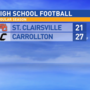 8.25.17 Highlights: St. Clairsville at Carrollton