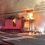Oldest bar in Montgomery County destroyed in major fire, officials say