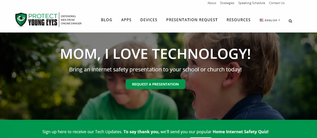 Seminar to help parents navigate technology with their kids. // WSBT 22<p></p>