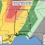 The Weather Authority: Severe storms possible tomorrow