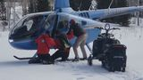60-Year-old snowmobiler rescued after four nights stranded on Heber Mountain