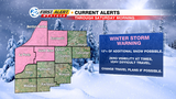 WSBT 22 First Alert Weather: Winter Storm Warnings, Advisories in effect