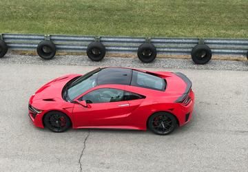 2019 Acura NSX: Mild changes make Acura's supercar faster, more fun to drive