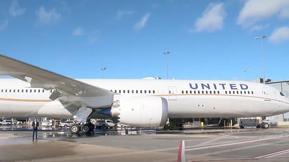 787 10 Dreamliner >> United Airlines Debuts Boeing 787 10 Dreamliner At Dulles Airport Wjla